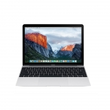 "Macbook MLHC2Y/A 12""  Apple - Plata"
