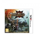 Monster Hunter Generations para 3DS