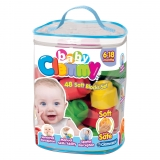 Clementoni - Clemmy Baby Bolsa 48 Bloques
