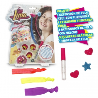 Giochi Preziosi - Soy Luna Colour your Hair