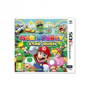 Mario Party Star Rush para 3DS
