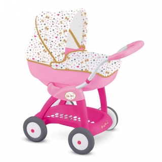 Smoby - Chuli Pop Car Baby Nurse