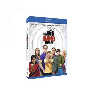 Big Bang Theory Temporada 9 -Blu Ray