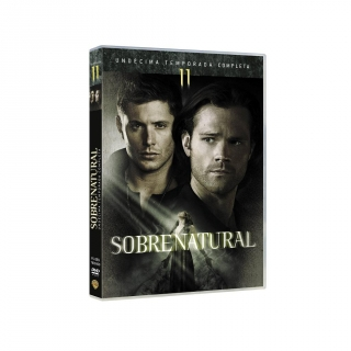 Sobrenatural Temporada 11-DVD