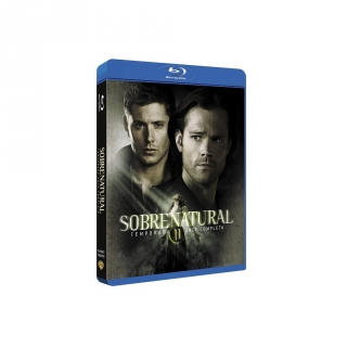 Sobrenatural Temporada 11 - Blu Ray