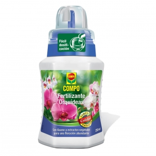 FERTILIZANTE ORQUÍDEAS 250 ML