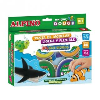 Alpino Magic Dough Sea World 6x40gr| Las mejores ofertas ... - photo#10