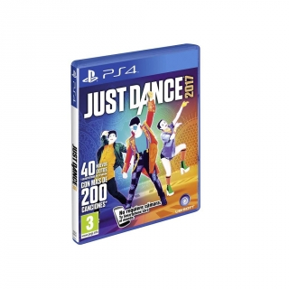 Just Dance 2017 para PS4