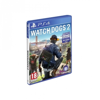 Watch Dogs 2 para PS4
