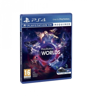 VR Worlds para PS4
