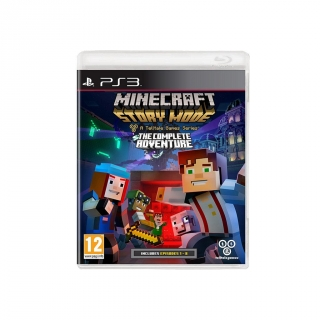 Minecraft: Story Mode The Complete Adventure para PS3