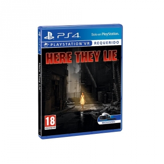 Here They Lie VR para PS4