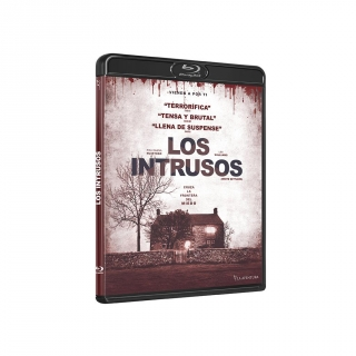 Los Intrusos (White Settlers) - Blu Ray