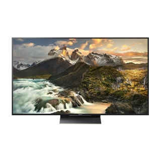 "TV LED 75"" Sony KD75ZD9BAEP, 4K Ultra HD, Android TV, 3D"