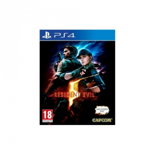Resident Evil 5 HD para PS4