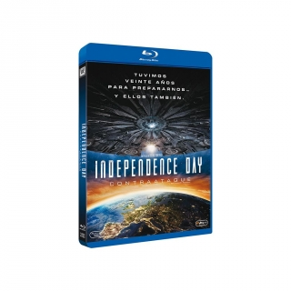 Independence Day: Contraataque - Blu Ray