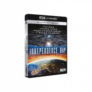 Independence Day: Contraataque - Blu Ray UHD