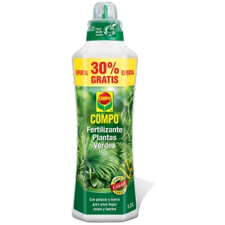 FERTILIZANTE PLANTA VERDE 1000 ML