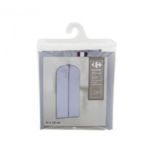 Funda Larga CRF Home 135x61x0,2 cm - Gris