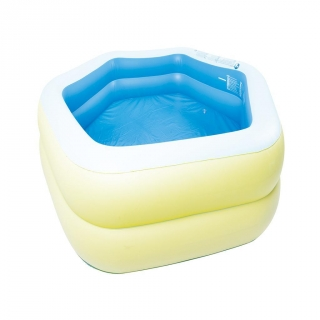 PISCINA HEXAGONAL 230X230X45CM CARREFOUR
