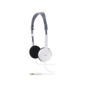 Auriculares JVC HAL50WE - Blanco