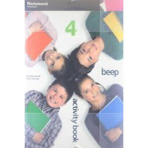 BEEP 4 ACTIVITY BOOK PACK RICH