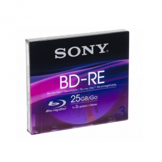 Pack 3 Blu-Ray S Sony 25G R