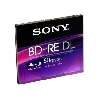 BLU-RAY SONY 50GB. Pack discos