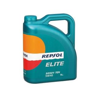 Aceite repsol elite 50501 tdi 5w40 cp 5 las mejores for Aceite 5w40 carrefour