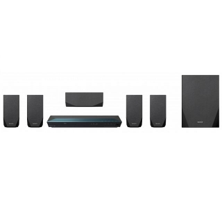 Home Cinema de 5.1 con Blu-Ray y 3D Sony BDV-E2100