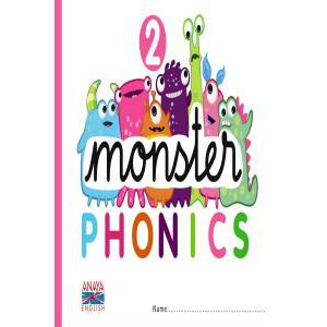 MONSTER PHONICS 2. ANAYA EDUCA