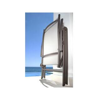 Conjunto de acero mesa 4 sillones 1 parasol m laga - Sillones jardin carrefour ...