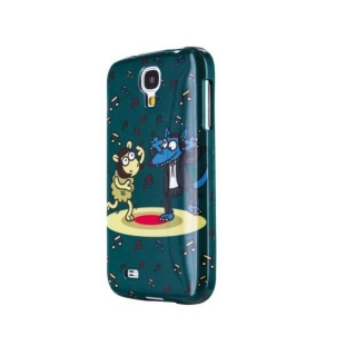 Carcasa para Samsung Galaxy S4 Kukuxumusu Wolf Fiction