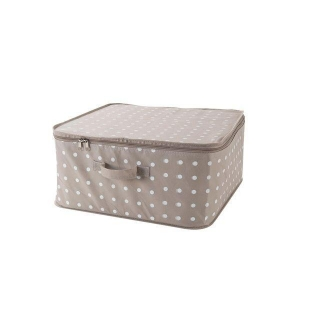 caja almacenaje con tapa beige las mejores ofertas de