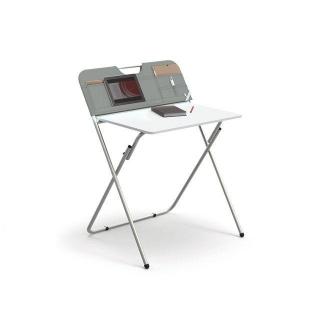 Mesa plegable de ordenador gris las mejores ofertas de - Mesa plegable carrefour ...