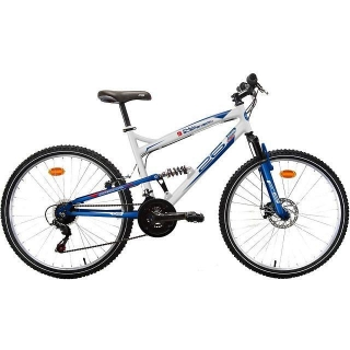 "Mountain Bike 60FSD 26"" 21V"