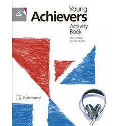 YOUNG ACHIEVERS 4 ACTIVITY + A