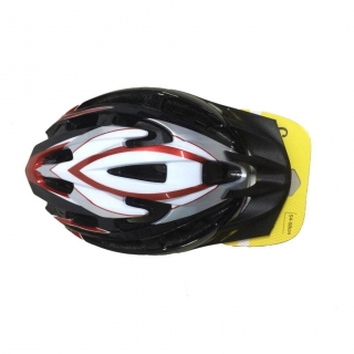 Casco Mtb Junior Rojo Mtb 54-58