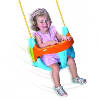 Evolution swing las mejores ofertas de carrefour for Casitas infantiles jardin carrefour