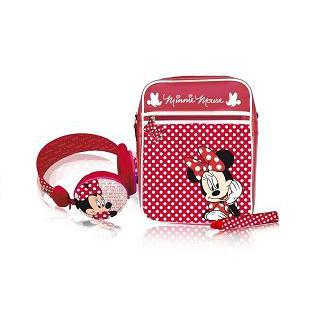 Pack Auriculares Minnie DIA025Z