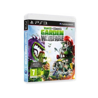 Plantas Vs Zombies Garden Warfare para PS3