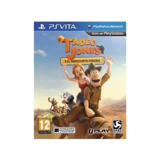 Tadeo Jones y el Manuscrito Perdido para PS Vita
