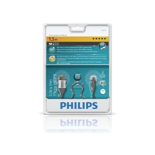 Cable HDMI PHILIPS SWV3462ST/10