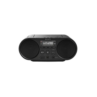 radio cd sony zsps500 negro las mejores ofertas de carrefour. Black Bedroom Furniture Sets. Home Design Ideas