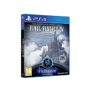 Final Fantasy XIV Online Complete Experience para PS4