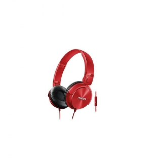 Auriculares Philips SHL3065RD - Rojo