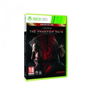 Metal Gear Solid V: The Phantom Pain para Xbox 360