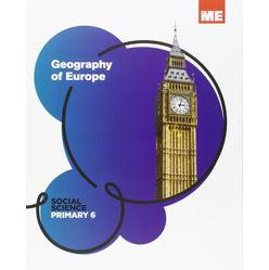 SS6 GEOGRAPHY OF EUROPE BYME