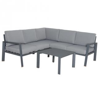 Rinconera de aluminio mesa 1 sof urban hyba las - Sofa exterior carrefour ...