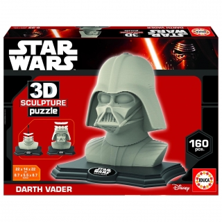 Educa Borras - 3D Sculpture Puzzle Darth Vader